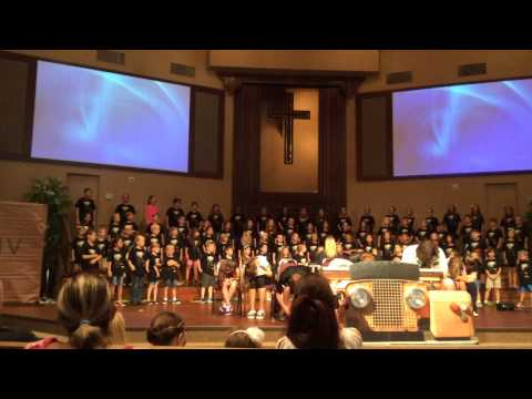 First Baptist church music camp