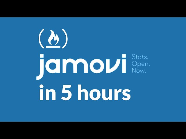 jamovi for Data Analysis - Full Tutorial