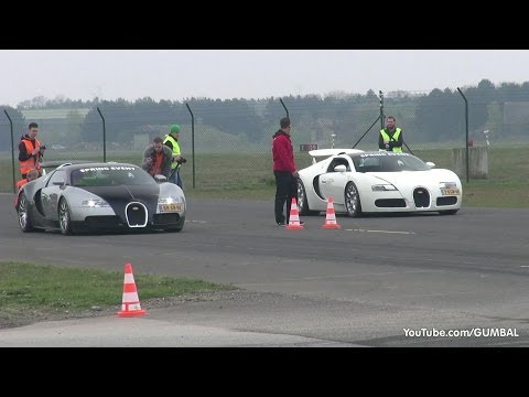 Bugatti Veyron w/
