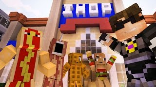 Minecraft IHOP HIDE N SEEK! (Ross' dreams come true)