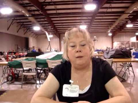 Central Florida Coin & Currency Show Bourse Chair Donna Moon
