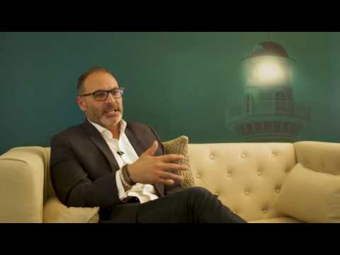 Hamish Nicklin, Guardian CRO, talks his journey with the Lighthouse