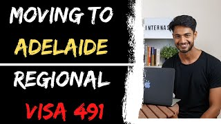 Moving to Adelaide | Why regional area | Visa subclass 491 | Study in Australia | Internash