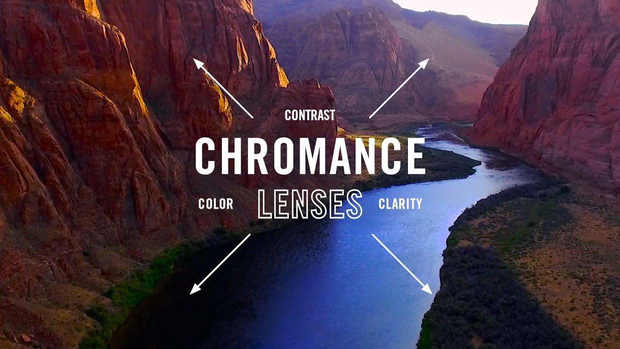 51d35f63a46 Color Through Chromance - YouTube