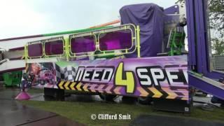 Transport opbouw KMG Speed Booster