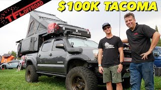 Is This the World's Most Expensive Used Toyota Tacoma?