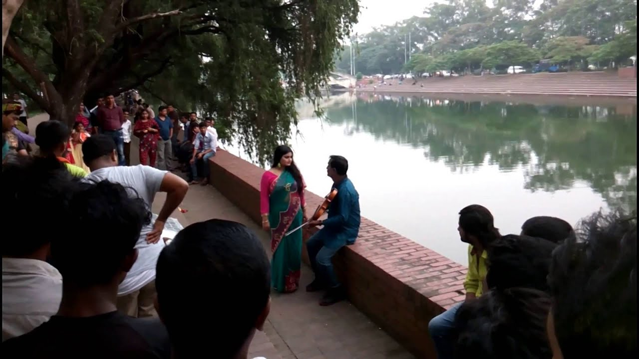 Bangla Movie Funny Video Behind The Scene In Shooting Spot -9194