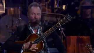 Sting_ Cherry tree carol. Live in Durham Cathedral---- 2009
