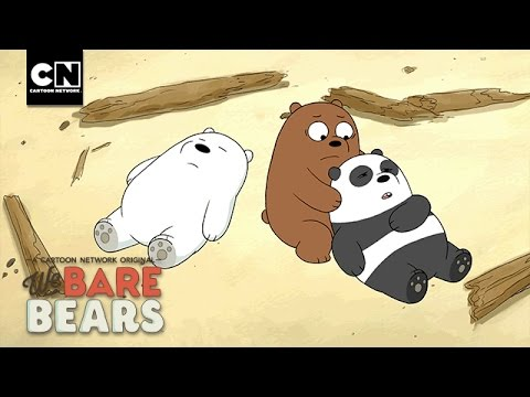 The Island | We Bare Bears | Cartoon Network