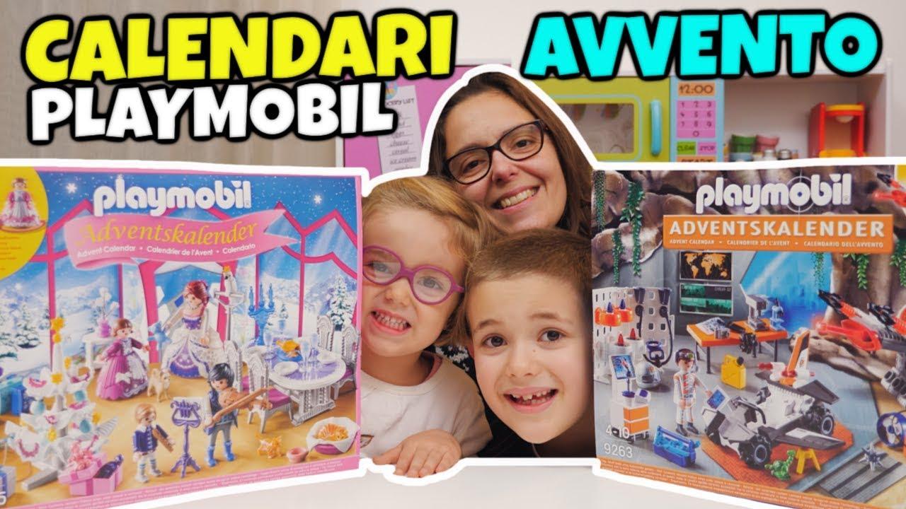 Calendario Avvento Playmobil.Calendari Avvento Playmobil Ballo Di Natale E Top Agents