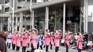 AOMORI春フェスティバル2011華彩01 華彩なな 動画 23