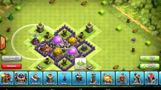 [SPEED BUILDING] New village hdv 7 farming by me