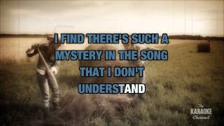 El Paso City in the style of Marty Robbins | Karaoke with Lyrics