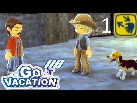 SUCHSPIEL DES KÖNIGS 👑🔍 (1/2) - Wii Go Vacation (Let's Play) #116 [HD+/60FPS] | Zckrfrk