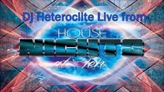 Dj Heteroclite Live From House Nights July 11 2015