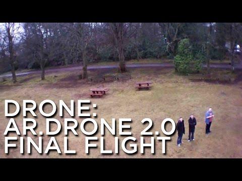 2015-02-15 'Parrot AR.Drone 2.0 Final Flight'