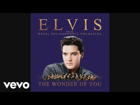 Elvis Presley - Suspicious Minds (With the Royal Philharmonic Orchestra) [Official Audio]