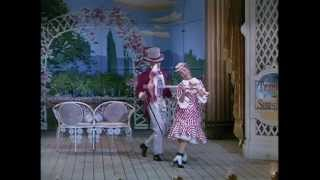 Showboat dancing scene with Marge and Gower Champion
