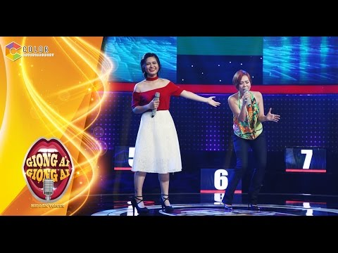 Giọng ải giọng ai | tập 17: Màn song ca của Thu Minh khiến Ốc Thanh Vân, Thu Trang kinh ngạc