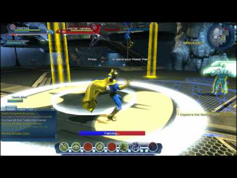 DCUO DLC5 Hand of Fate - Doctor Fate PVP Gameplay