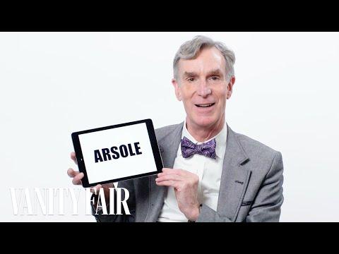 Bill Nye Teaches You Science Slang   Vanity Fair