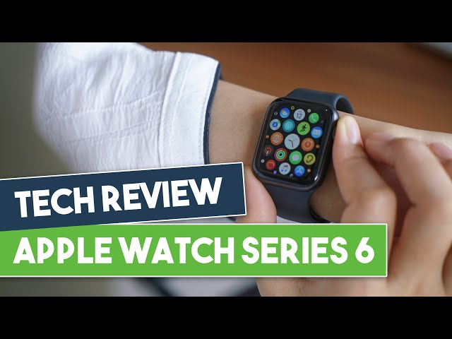 Apple Watch 6 Series Review