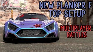 NEW TOP Setup For Flanker F | Multiplayer Battles | CarX Drift Racing 2