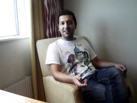INTERVIEW WITH SAK NOEL