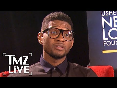 Usher: Male Accuser Claims Sex In Spa | TMZ Live