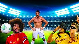 Самые БЕЗУМНЫЕ ПРАЗДНОВАНИЯ голов в истории футбола