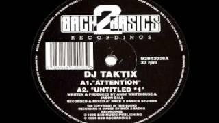 DJ Taktix - Untitled 2 (B2B12026)