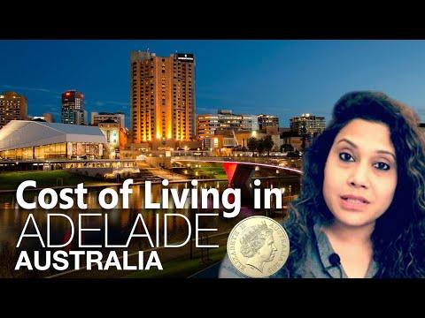 Cost Of Living In Adelaide   Australia