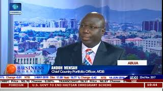 AFDB Strategic Engagement For Economic Development Pt.2 |Business Morning|