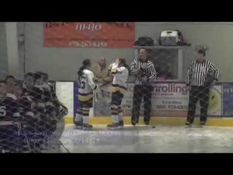 Acton Boxborough Varsity Girls Hockey vs LS 2/14/14