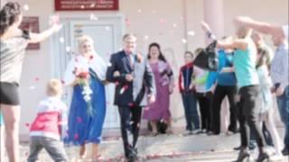 Свадебный клип из фото. Свадьба Бакаевых Александра и Татьяны