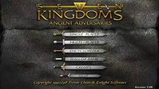 Seven Kingdoms: Ancient Adversaries Gameplay