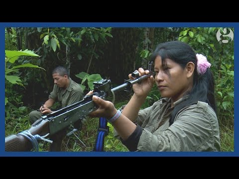 Farc guerrillas: last days of blood in Colombia