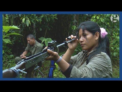 Farc guerrillas: last days of blood in ColombiaKaynak: YouTube · Süre: 5 dakika59 saniye