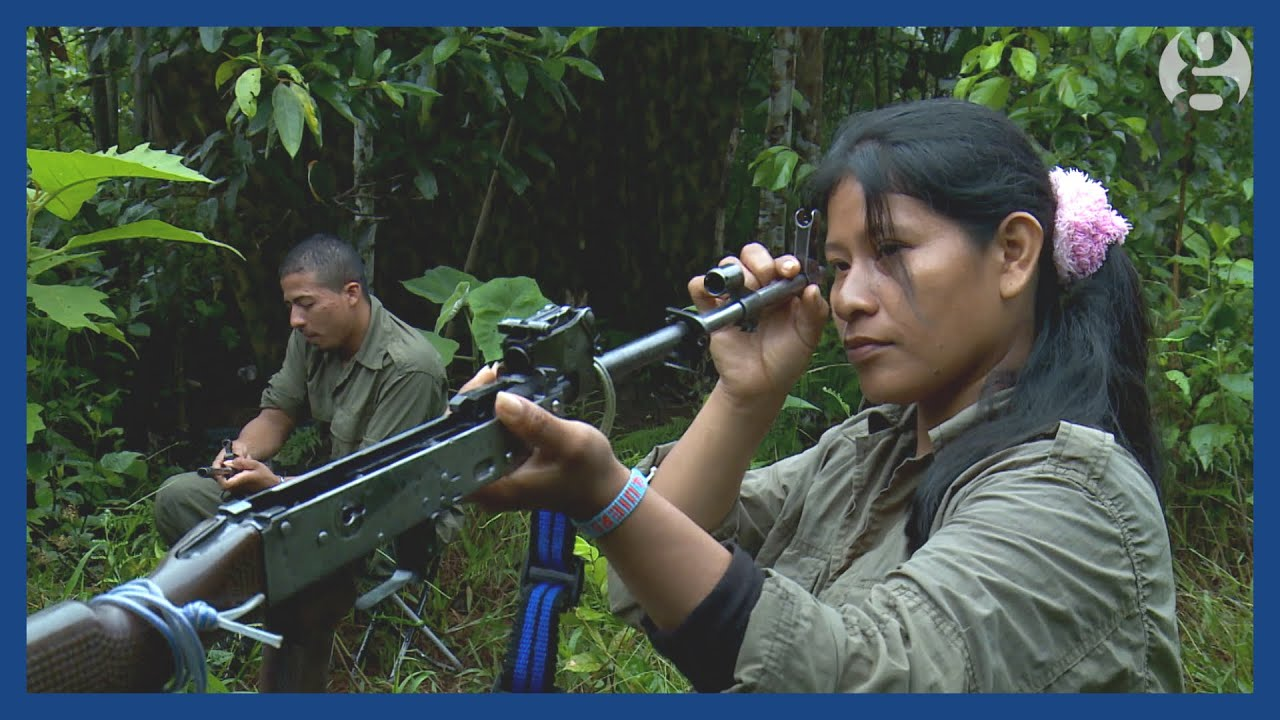 a look at the notoriety of drugs and rebel terror groups in colombia