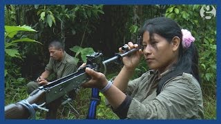 farc guerrillas  last days of blood in colombia