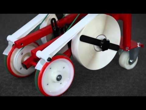 DESSO QuickFix™ | Lösung für die Verlegung von Teppichfliesen