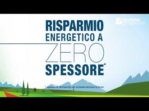 Thermoshield - Risparmio energetico a zero spessore