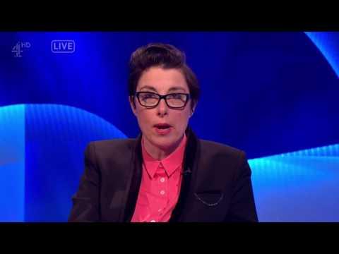 Sue Perkins on Child Refugees - The Last Leg