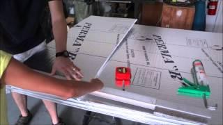 Easy Diy Garage Door Insulation