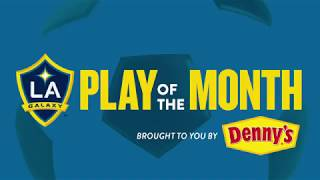 Chris Pontius' sublime finish against Portland Timbers | Denny's Play of the Month