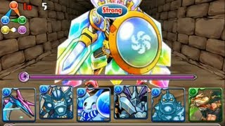 Puzzle & Dragons, Tuesday dungeon - Keeper of the Rainbow Master - Guide