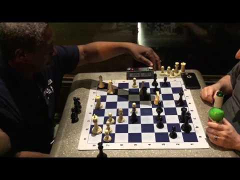 Legend Tom Murphy vs GM Ben Finegold