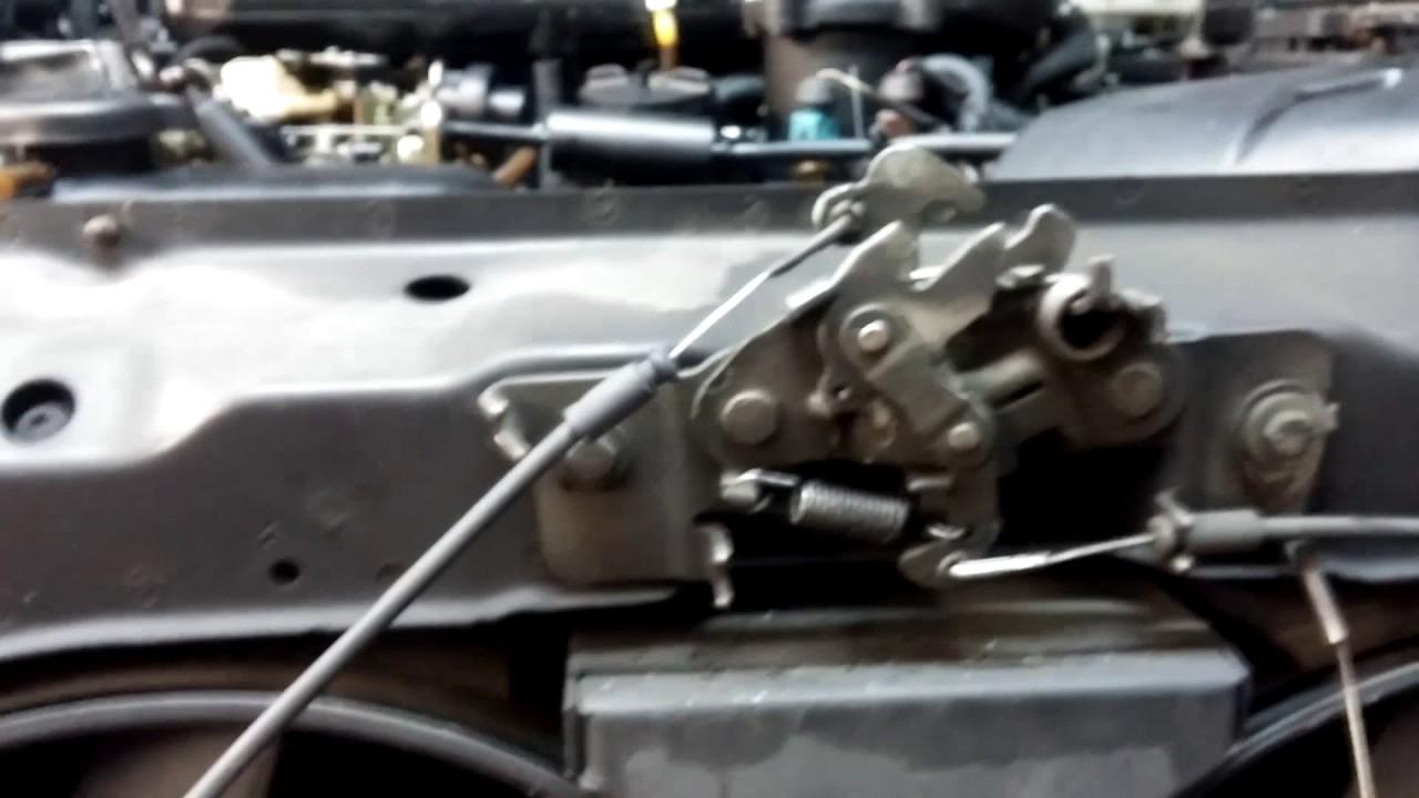 Abrir Cap 243 Con Tirador Roto Citroen Xsara Open Xsara