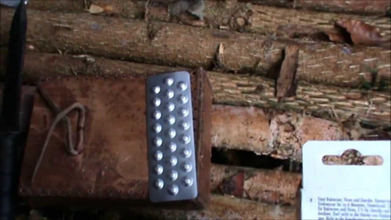 survival wasser trinkbar machen in der wildnis youtube. Black Bedroom Furniture Sets. Home Design Ideas