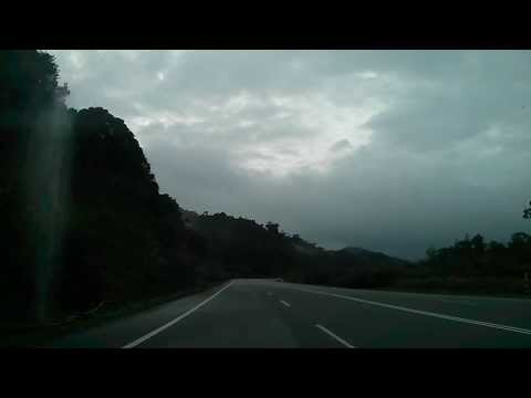 Cameron Highlands Drive (Starting from Simpang Pulai, Ipoh to border) - Video 1